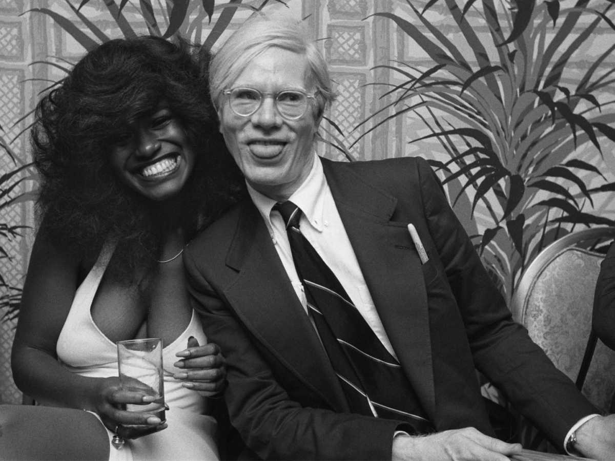 Hasse Persson at Studio 54