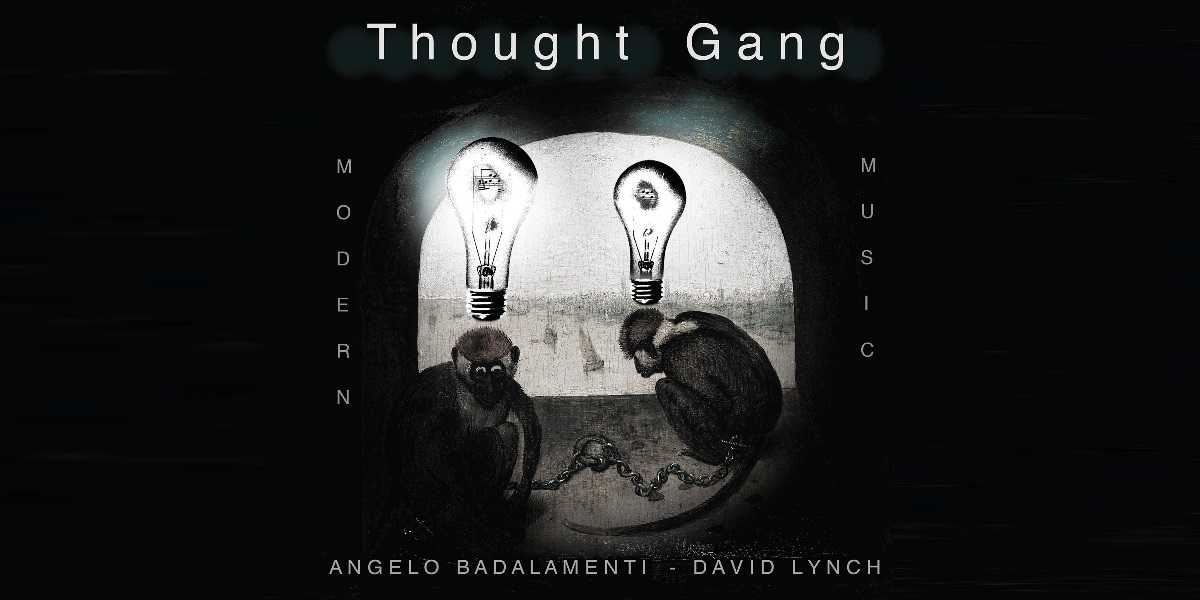 David Lynch, Angelo Badalamenti - Thought Gang