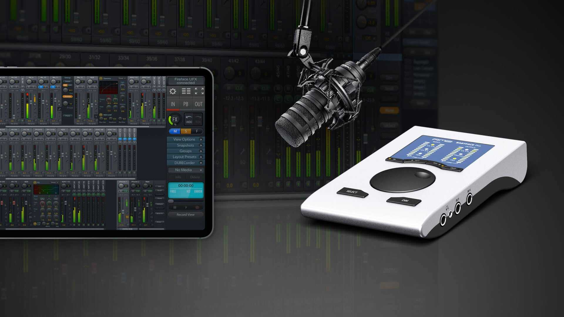 RME Audio Podcast Bundle