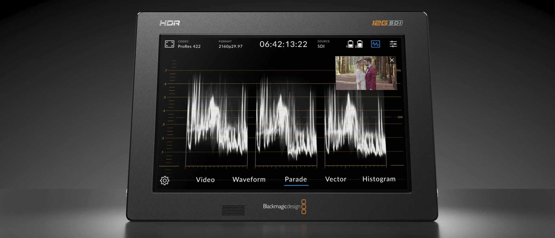 Blackmagic Video Assist 12G