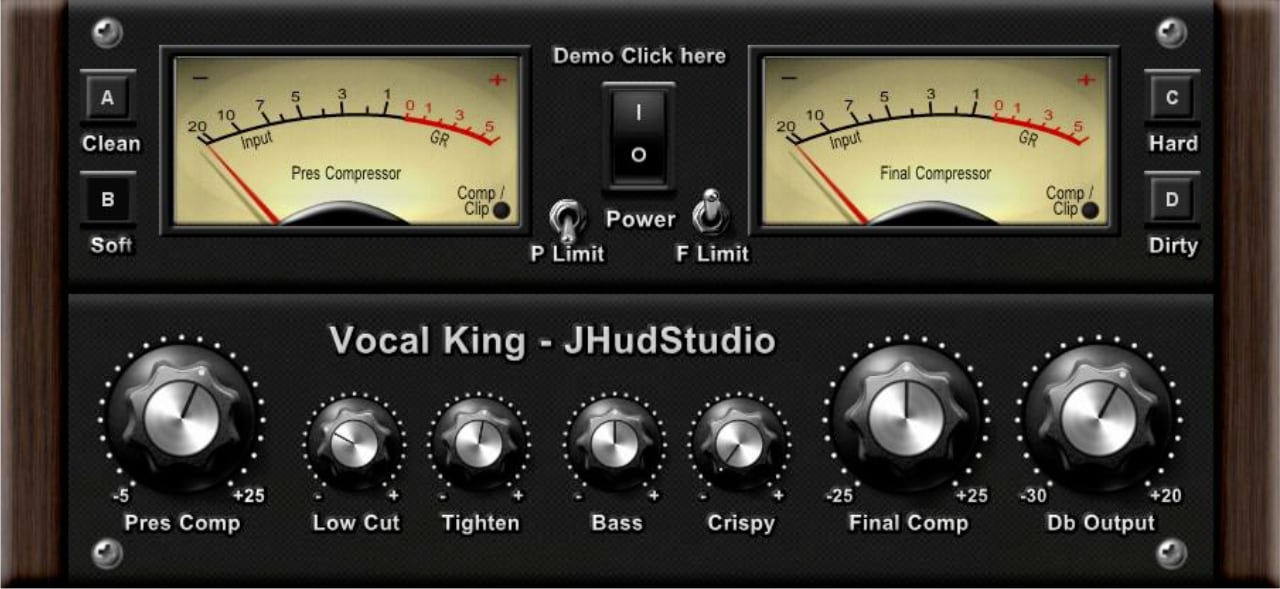 Vocal King Pro VST Plugin