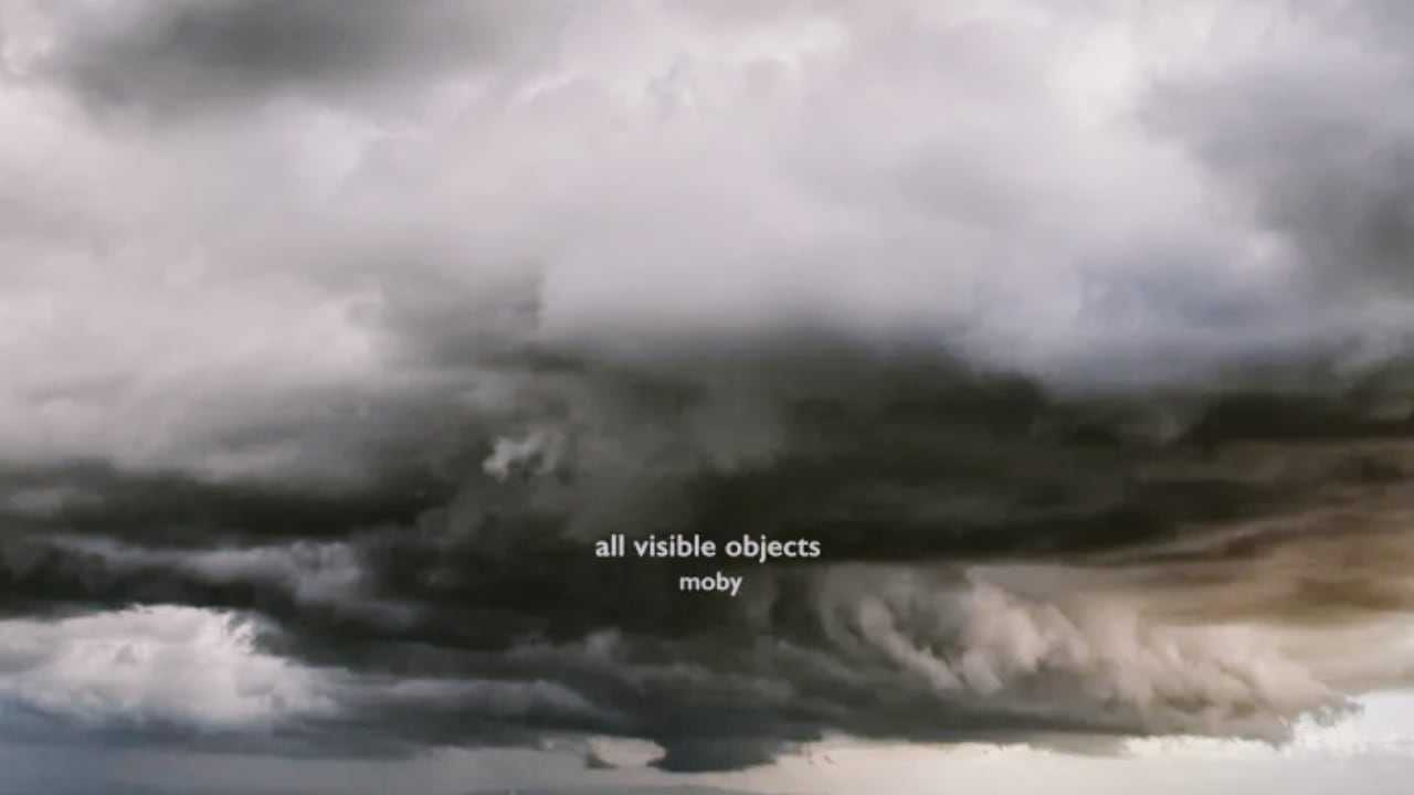 Moby – All Visible Objects