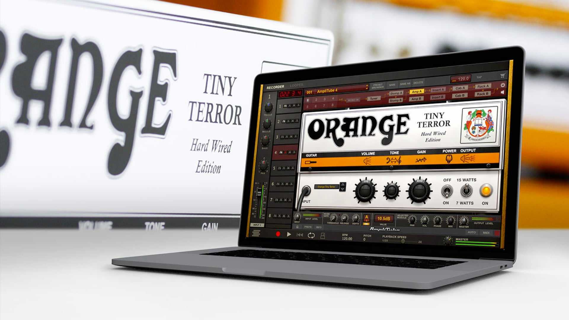 AmpliTube Orange Tiny Terror
