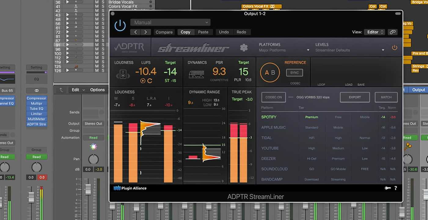 Streamliner от ADPTR Audio